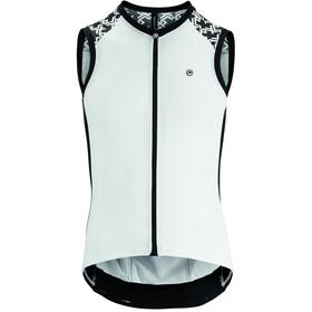assos Mille GT Koszulka bez rękawów Mężczyźni, holy white